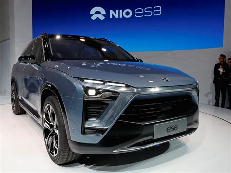Electric Vehicle Suv by Nio Ceo Padmasree Warrior Talks Electric Self Driving Car