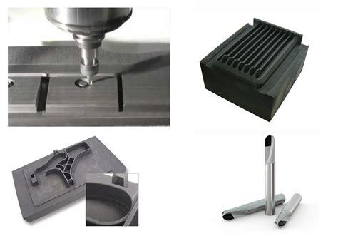 worldia pcd tools  machining graphite electrode