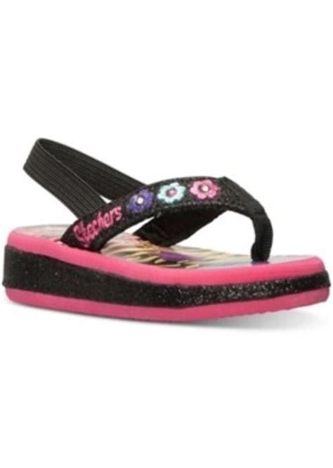 girls light up sandals skechers sketchers girls 39 twinkle toes summerglow