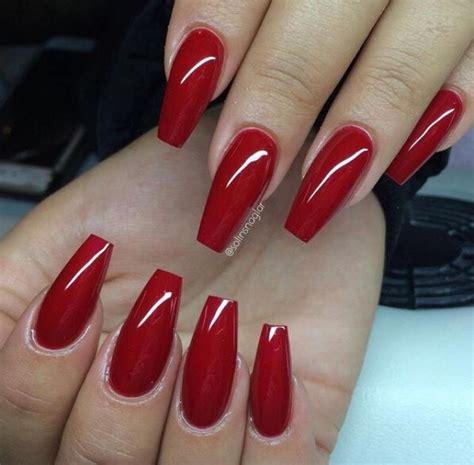rote nägel design roter nagellack rot parfum de n 228 gel fingern 228 gel und acryln 228 gel rot