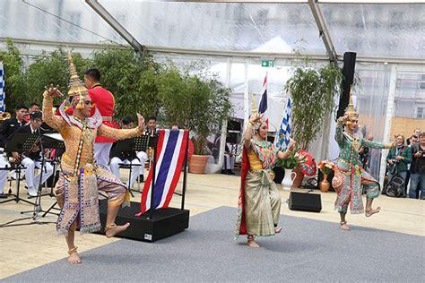 Englischer Garten Pantip by Die Thail 228 Ndische Siam Symphonic Band Ist Im Mai Zu Gast