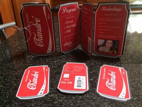 invites coke wilmas stuff coca cola party coca cola