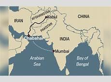 India's new silk roads First shipment passes through