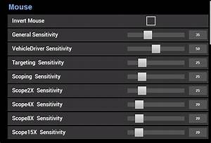 Post Your Mouse DPI And In Game Sensitivity Settings