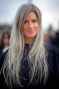 NATURAL GREY HAIR HOW TO ENHANCE YOUR COLOR Melvin39s