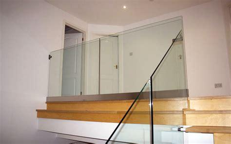 Balustrades / Frameless Doors   Ravensby Glass   Dundee