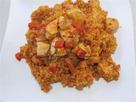 cuisine turc facile recette boulgour turc