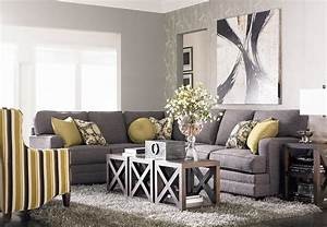 HGTV Home Custom Upholstery XL L Shaped Sectional By