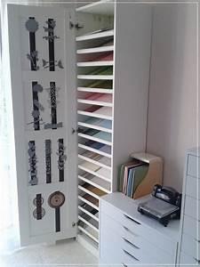 Ikea Arbeitszimmer Schrank : carolas bastelst bchen papieraufbewahrung ikea pax schuhregal bastelzimmer ideen pinterest ~ Sanjose-hotels-ca.com Haus und Dekorationen