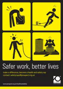 Workplace Health and Safety Posters