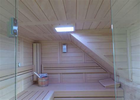 sauna kaufen günstig sauna dachschr 228 ge ihre wellnessoase unterm dach