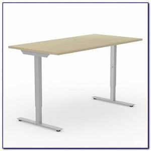 Ikea Manual Height Adjustable Desk