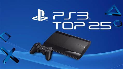 Playstation 3 Die 25 Besten Spiele Für Sonys Ps3