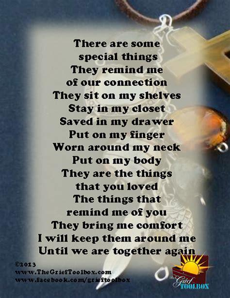 special   remind     poem