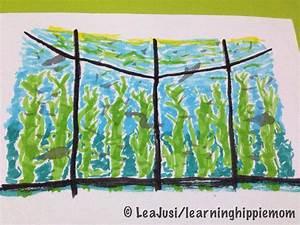 Kelp Forest Drawings