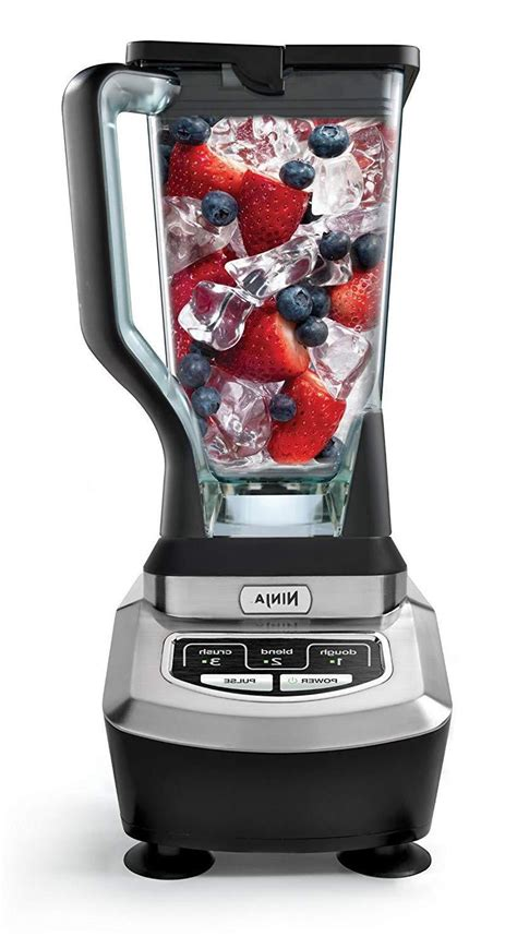 ninja bl mega kitchen system blenderfood processor