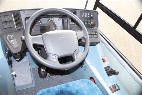 volvo unveils  brle bus coach buyer