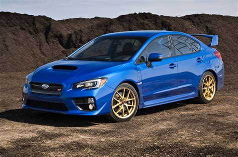 subaru wrx 2015 subaru wrx sti launch edition long term verdict