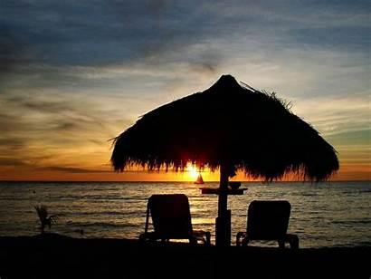 Sunset Beach Desktop Beaches Wallpapers Backgrounds Romantic