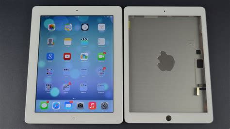 ipad  leaks  apples  tablet appears    pictures