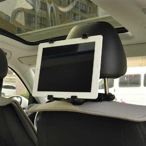 voiture avec 3 sieges arriere support voiture enfant bébé siége arrière tablette 7 12