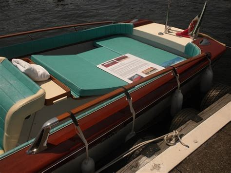 Riva Boats Wood by Special Wood Riva Boat From Italy