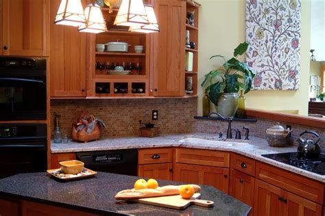 arts and crafts kitchen design ideas arts and crafts kitchen ideas kitchen eclectic with 9042