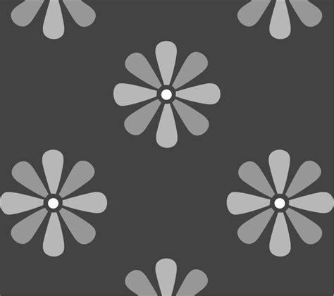 large daisy flower wall stencil   buy