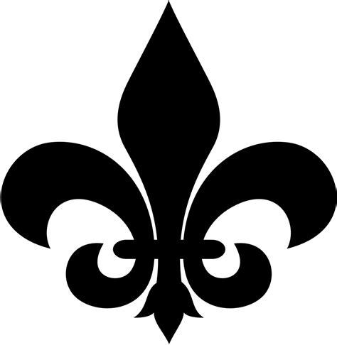 File:Fleur-de-lis-fill.svg - Wikimedia Commons
