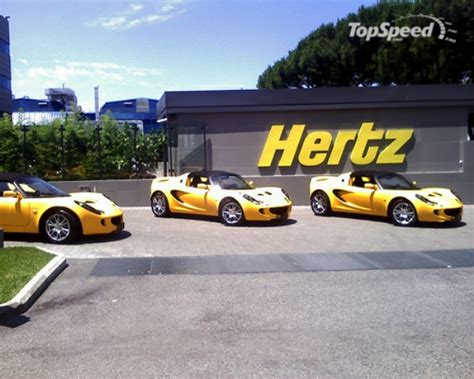 Hertz Announces Pricing For Rental Lotus Elise And Exige