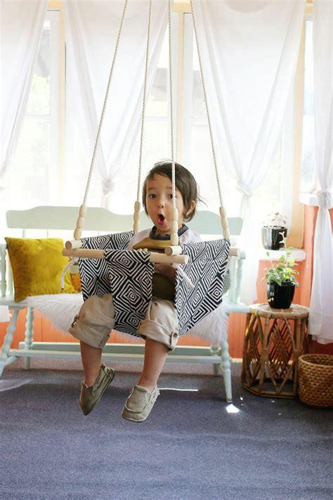 kinderschaukel selber bauen 25 anregende ideen f 252 r schaukel selber bauen