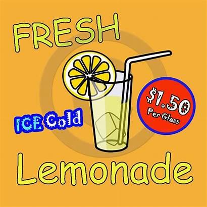 Lemonade Advert Photoshop Sans Comic Ms Text