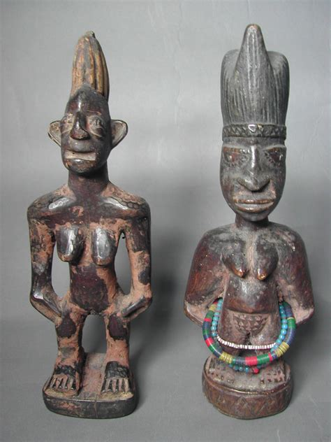 Arts premiers, Ibeji yourouba art primitif africain, Page ...