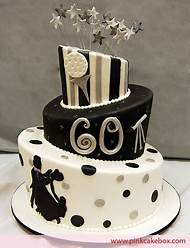 60th Birthday Cake Designs For Men