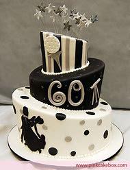 60th Birthday Cake Designs For Men