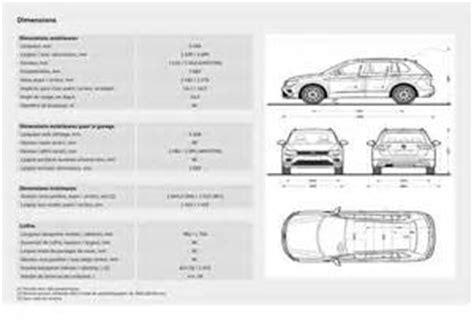 2017 Volkswagen Tiguan Dimensions by Vw Tiguan 2017 Dimensions Gobebaba
