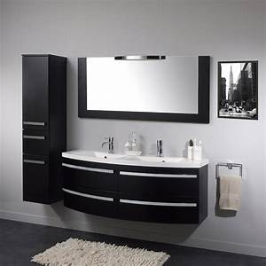 Meuble Salle De Bain Wengé : meuble salle de bain weng ikea salle de bain id es de ~ Edinachiropracticcenter.com Idées de Décoration