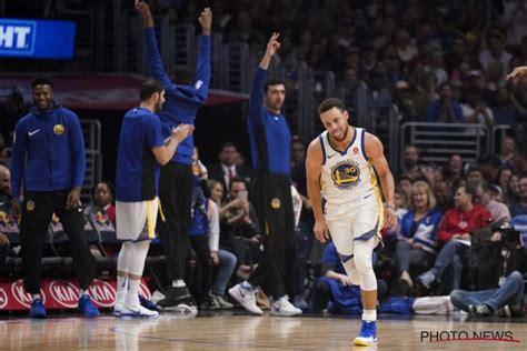 Er komen deze nacht 18 ploegen in actie in de NBA ...