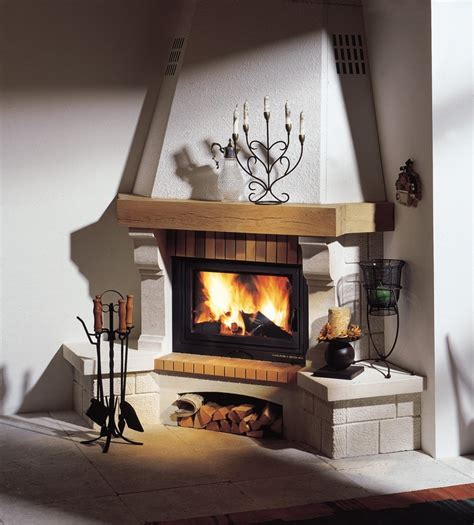 Corner Fireplace Mantels - 113 best corner fireplaces images on