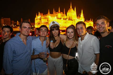 year days boat party  budapest budapest river cruise