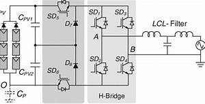 H6 Transformerless Inverter Topology For Pv Applications