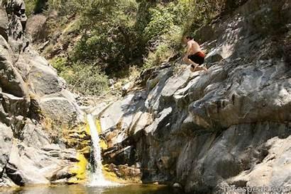 Gorge Trail Gabrielino Royale Pool Arroyo Seco
