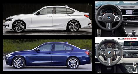 The 3 series has grown and changed with. New BMW 3-Series (G20) Vs. Its Predecessor (F30): So, Is ...