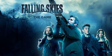 falling skies  game wii   software games nintendo