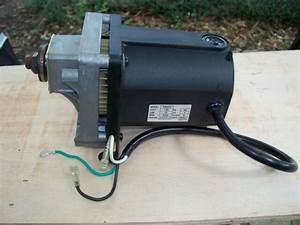 15 Amp Rm871 Motor From 137 Series Craftsman 137 248830 10
