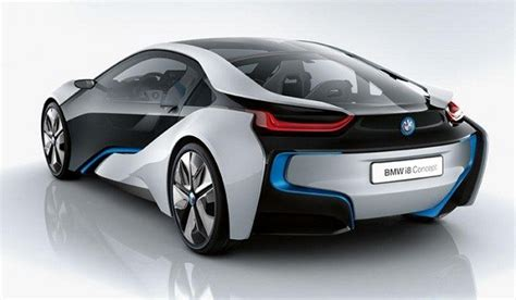 Bmw Electric Sports Car by The Next Generation Bmw I8 Is An Electric Supercar