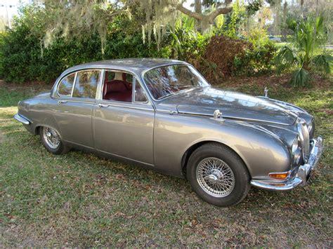 1965 Jaguar 3.8 S-type Saloon