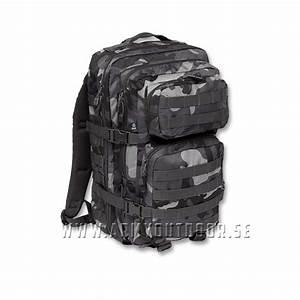 Backpacking ryggsäck 50l