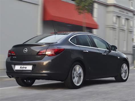 Opel Astra Sedan by 2013 Opel Astra J Sedan Pictures Information And Specs