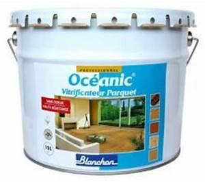 vitrificateur parquet bois oceanic de blanchon 10 litres With vitrificateur parquet professionnel